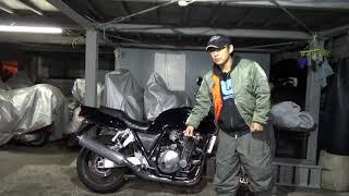 Honda:Cb1000sf参考動画:まだ余裕で走る7.2万キロ