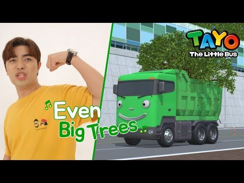 Tayo Strong Heavy Vehicles x EXIT l Tayo Collaboration Project #2 l Car Song l #TayotheLittleBus