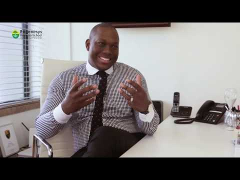 Vusi Thembekwayo -  CEO of My Growth Fund - Regenesys Business School