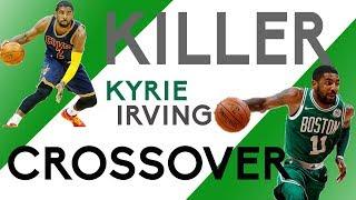 317608f1ee07 Crossovers Ankle Breakers 2017 Kyrie Irving Tutorial