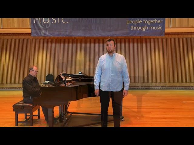 'Lieben, Hassen, Hoffen, Zagen' - Ariadne auf Naxos; R. Strauss (Conrad Chatterton)