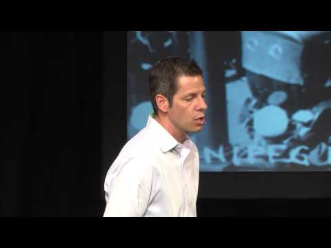 What do you do after the bullets miss you? | Brian Bowman | TEDxManitoba