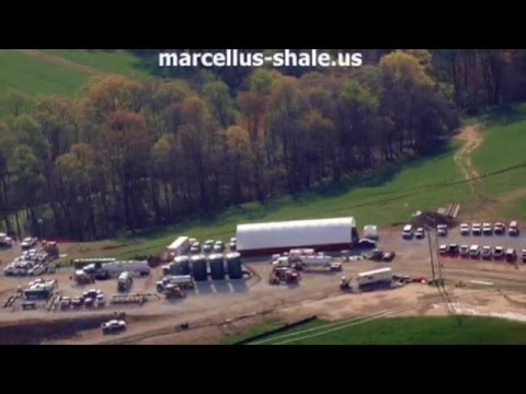 Fracking and the Marcellus Shale