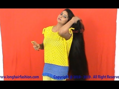 Unknown Sensuous Very long Hair Play from YouTube · Duration:  2 minutes 50 seconds