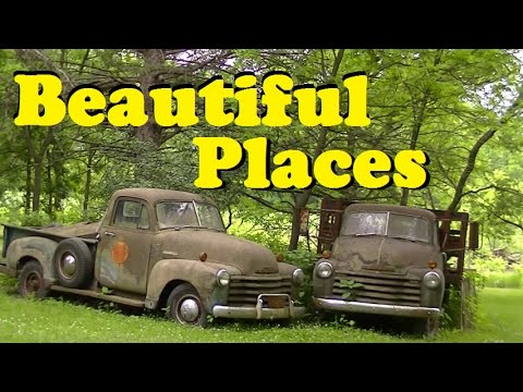 Most Beautiful Places In America  ! Sights - Sounds - Beautiful Wildlife, Classic Buildings