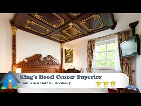 King's Hotel Center Superior - München Hotels, Germany