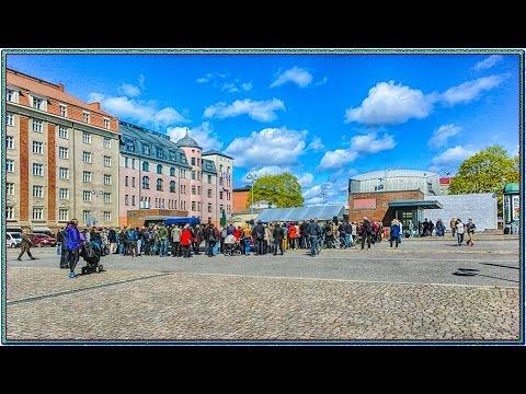 Finlandia  (7 Kukkulaa soi) Turku Finland