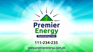 Premier Energy - Pakistan's Fastest Growing Renewable Energy Company