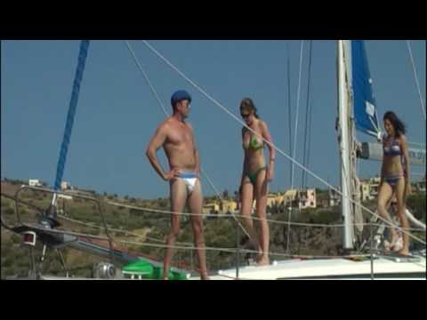 Baywatch parody (baywatch theme I'm always here - Medwatch the Greek Islands)