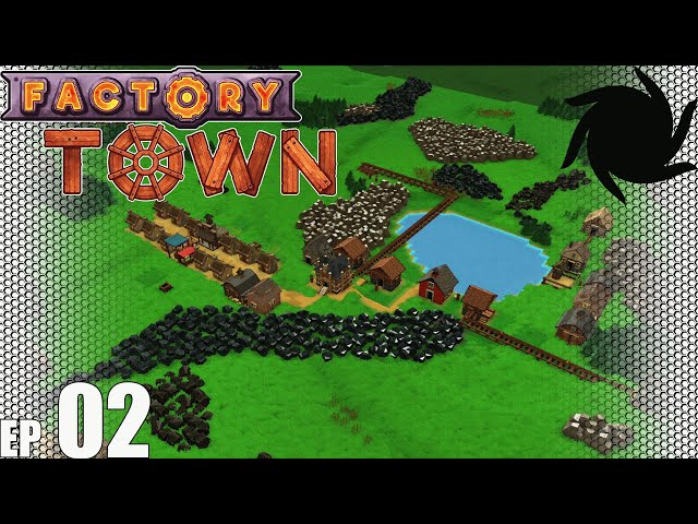 Factory Town Grand Station - 02 - The Basic Plan