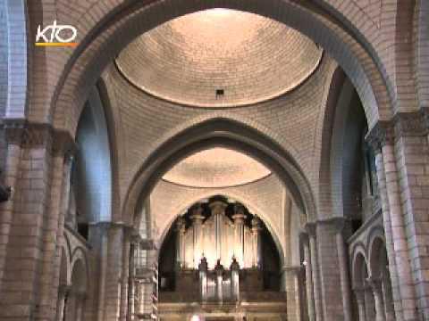 Perfect Cathédrale Saint Pierre Du0027Angoulême   YouTube