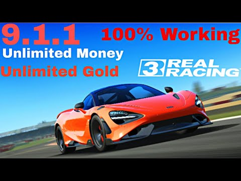 Ver 8.5.0 (100% Working) Unlimited Gold💰/Unlimited Money💲/ Real Racing 3 Money Hack