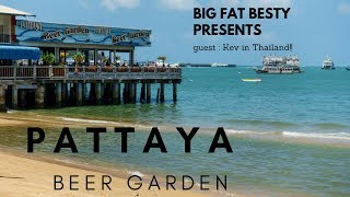 Thaiday Friday : Pattaya beer garden day and night