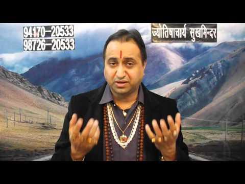 कौन  सी दिशा में व किस राशि वाले से होगी शादी : 5 2 16 Taare Aakhde Ne  Astrologer Sukhminder.