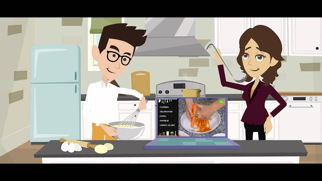 mooc afpa techniques de base de la cuisine - youtube