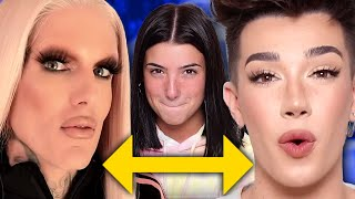 James Charles and Jeffree Star might be friends again all because of Charli D