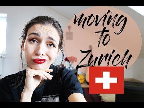 Moving to Zurich | New Job in Switzerland, Life Update | Christmas Time in Zurich | Mariya Marinova