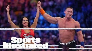 WWE Superstar Lana Gives Marriage Advice To John Cena & Nikki Bella| SI NOW | Sports Illustrated