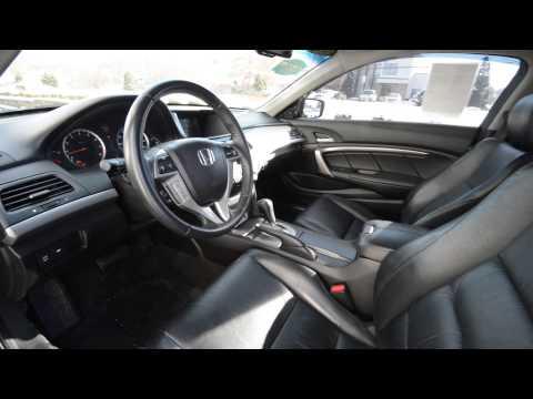 2008 Honda Accord Coupe V6 LOADED (stk# 40079B ) for sale Trend Motors Used Car Center Rockaway, NJ