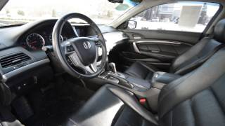 2008 Honda Accord Coupe V6 LOADED (stk# 40079B ) for sale Trend Motors Used Car Center Rockaway, NJ