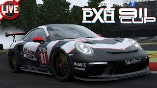FORZA MOTORSPORT 7 - PXH 911 CUP - Lauf 2: Monza - Forza Motorsport 7 Livestream