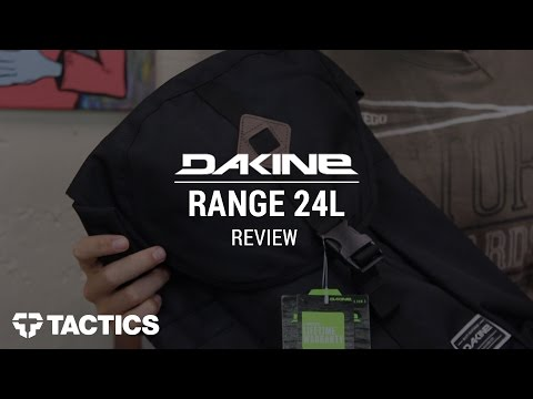 DAKINE Range 24L 2016 Backpack Review - Tactics.com
