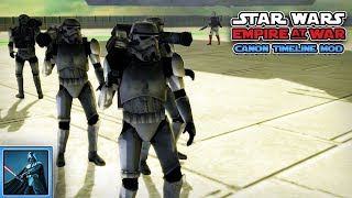 Zu viele Gleiter! - Lets Play Star Wars Empire at War