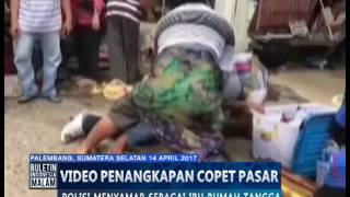 Video Video Amatir, Polisi Menyamar Menjadi Ibu Berdaster Demi Tangkap Copet - BIM 14/04 download MP3, 3GP, MP4, WEBM, AVI, FLV November 2017