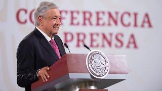 Federación está al día en entrega de participaciones. Conferencia presidente AMLO