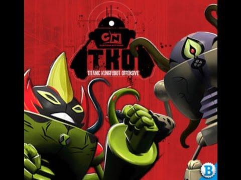Tko Cartoon Network Gameplay Youtube