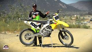 The Suzuki RM-Z450 is a well-rounded bike with an endless amount of...
