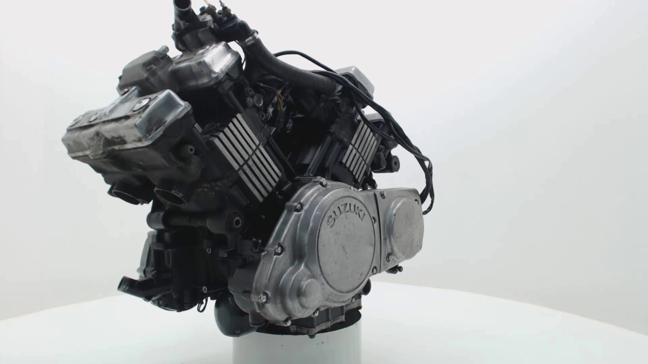 Used Engine Suzuki GV 1200 Madura 1985-1986 GV1200 1984-01 92054