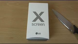 LG X Screen - Unboxing & First Look! (4K)