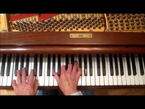 "Jazz Reharmonization, ""Here's That Rainy Day"". 3 Rules, (concepts)"
