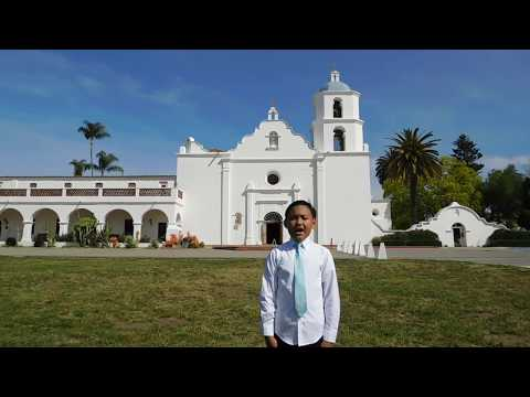 Mission San Luis Rey de Francia - Nathan Vida's 4th Grade Mission Project