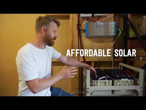 Do It Yourself Solar Power Kits