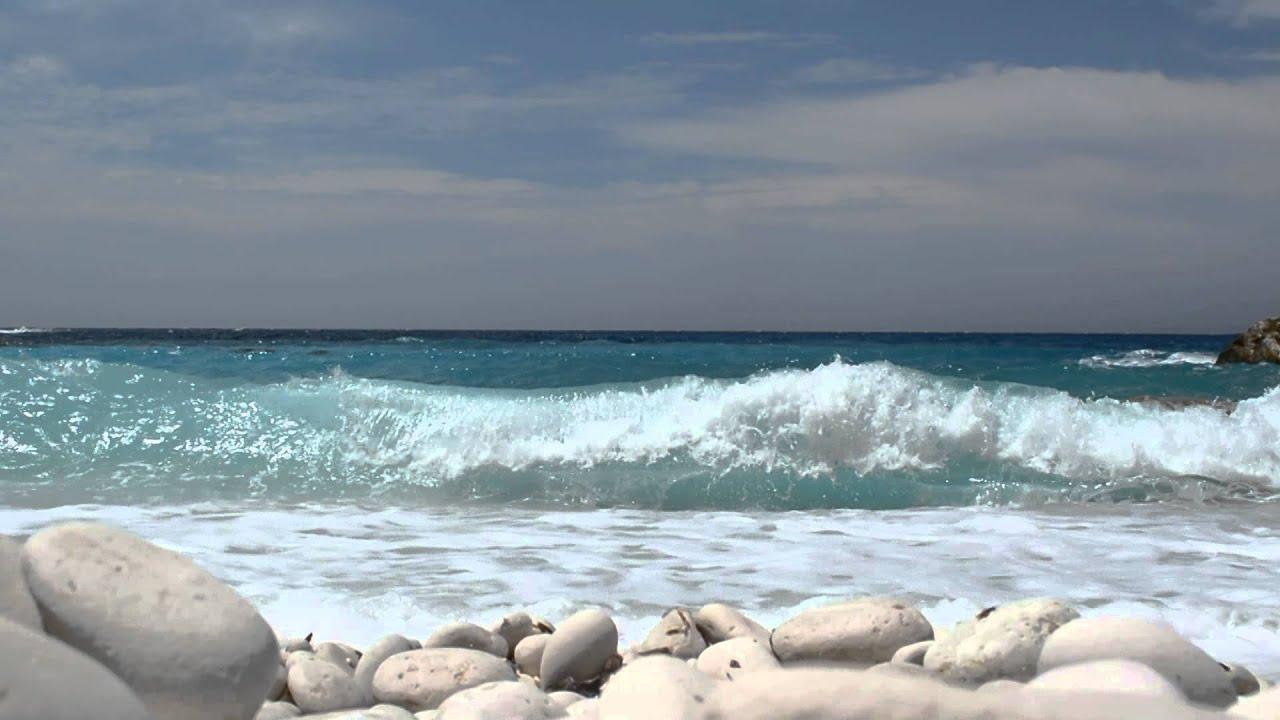 Sea Waves Youtube