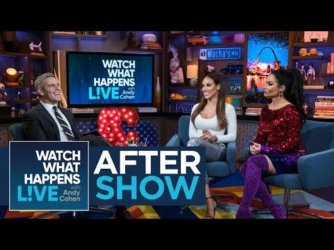 After Show: Melissa Gorga On Joe Giudice's Deportation Ruling  WWHL