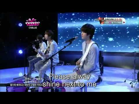 K-Pop CN BLUE-Love Light (Eng Sub)