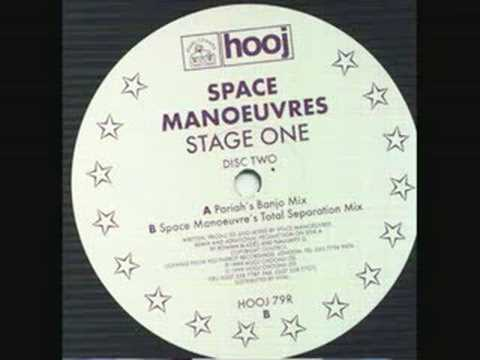 Space Manoeuvres - Stage One (space manoeuvres' separation mix)