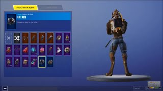 Lil Kev Backbling Débloqué! - (Lil Kev Challenges) - Fortnite Saison 6 - Jason Mc