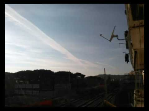 We are breathing this.CHEMTRAILS
