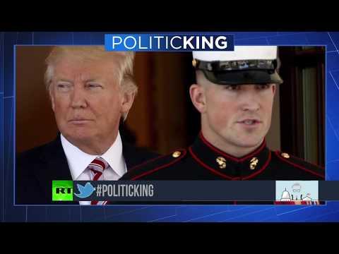 White House under siege