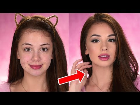 Get Ready With Me | Natural Glam 2017