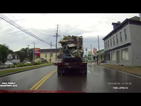 Ohio 2016 US 50 West Rainsboro to Owensville