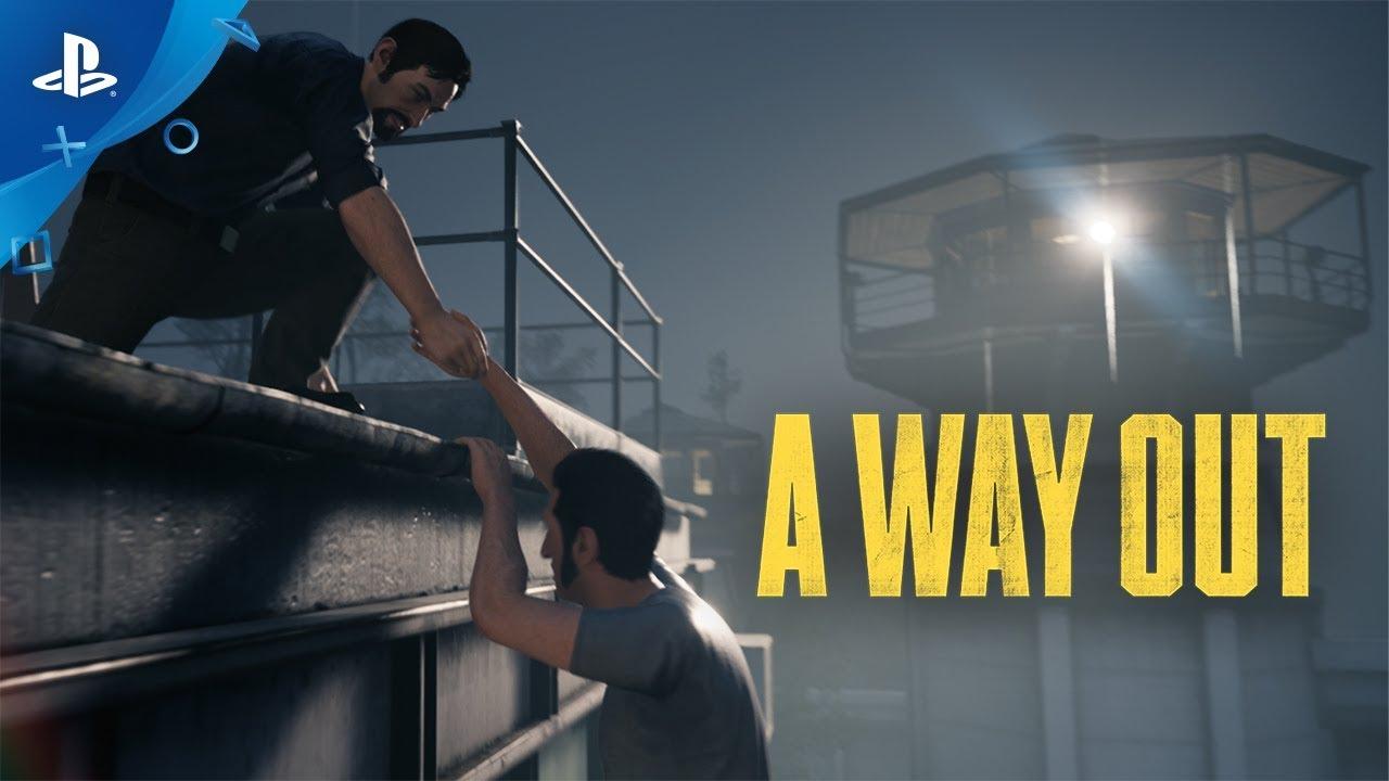 A Way Out - العرض التشويقي الرسمي للعبة