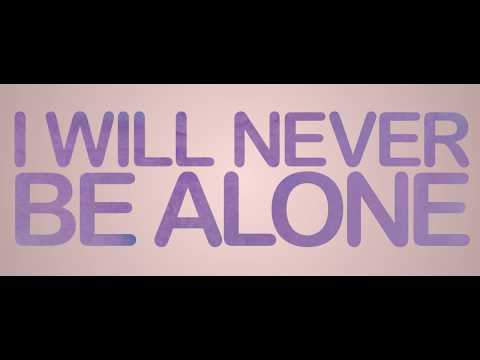 """EDIS Never Alone"" (Official Lyric Video)- Emmanuel Kelly Ft Ana Paola"