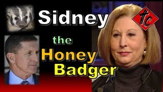 Truthification Chronicles Sidney the Honey Badger