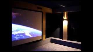 Персональный домашний кинотеатр в загородном доме(Проект компании Neocinema neocinema.ru., 2014-11-18T11:04:47.000Z)