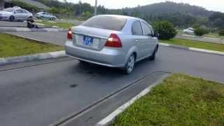 Học lái xe ô tô hạng B2 - Bài lùi chuồng (ghép xe vào nơi đỗ)